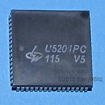 ASIC Gatearray U5201PC 115